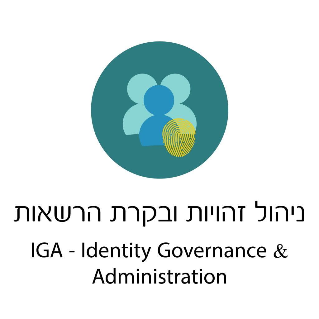 ניהול זהויות ובקרת הרשאות IGA IDENTITY GOVERNANCE AND ADMINISTRATION